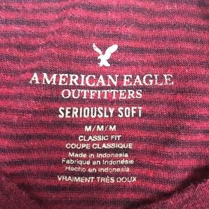 American Eagle Outfitters Shirts - American Eagle Seriously Soft Classic Fit Tee